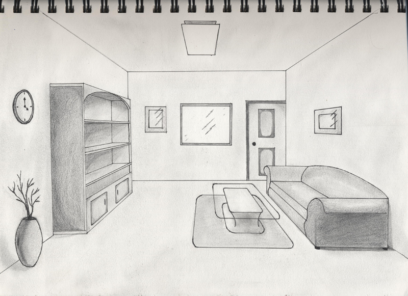 Perspective - Art - Ms. Chambers